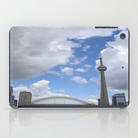 toronto iPad Cases featuring Toronto by Rose&BumbleBee