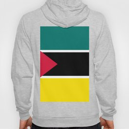 Mozambique Flag Hoody