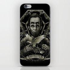 Winya No.68 iPhone & iPod Skin