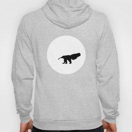 Anteater and Moon TSHIRT Hoody