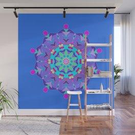 Inner Workings Mandala Wall Mural