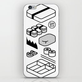 Bento Box iPhone Skin