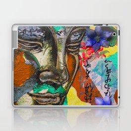 Gazing Buddha Laptop & iPad Skin