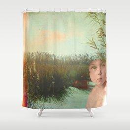 Memory 01 Shower Curtain