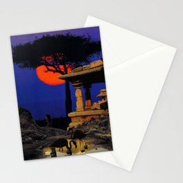 Untitled 2 Stationery Cards