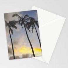 Sunset of the Palms Stationery Cards