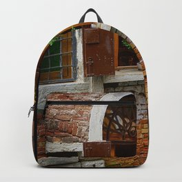 Travel Venice Italy 2 Backpack