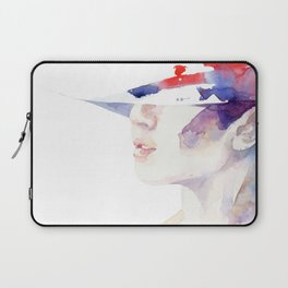 And for her it's still summer Laptop Sleeve