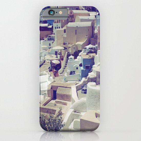 Oia, Santorini, Greece iPhone & iPod Case
