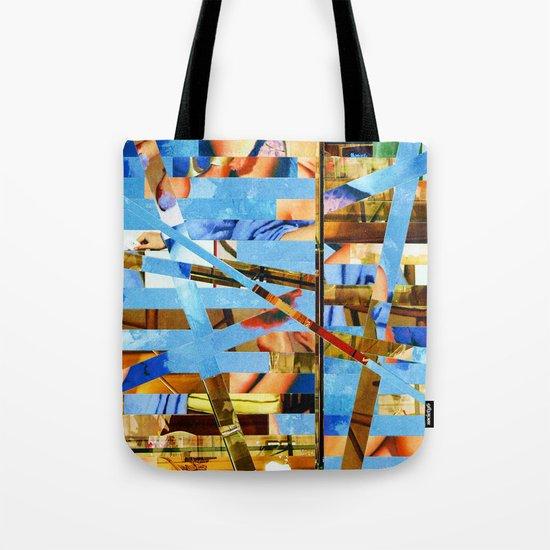 Geoffrey (stripes 18) Tote Bag