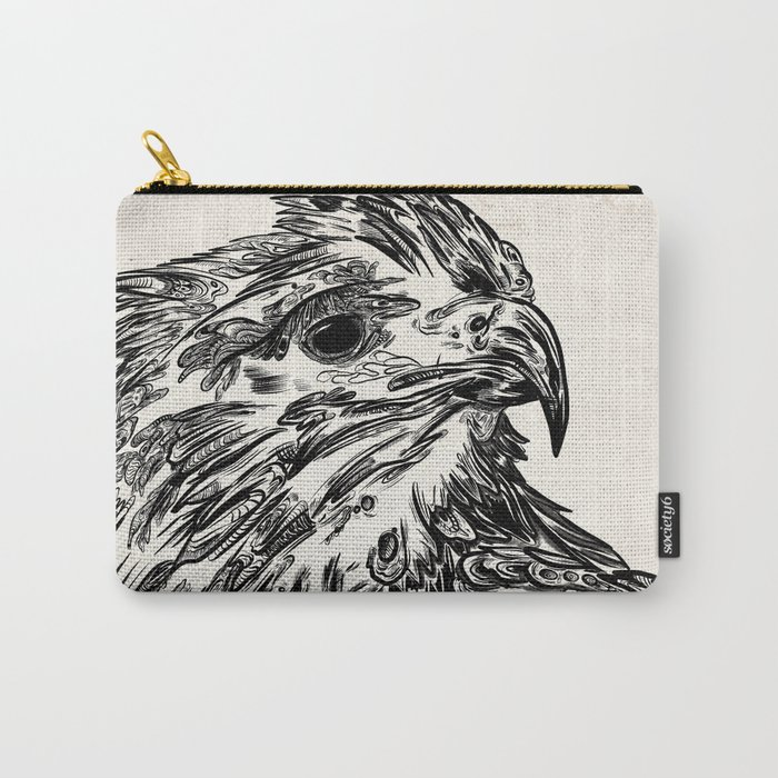 Moshe Carry-All Pouch