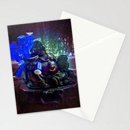Superhero Buddha and Pal Stationery Cards