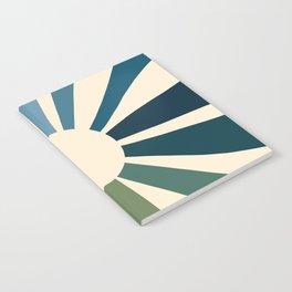 Retro Blossom Notebook