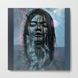 Wight: Maree di Morte Metal Print