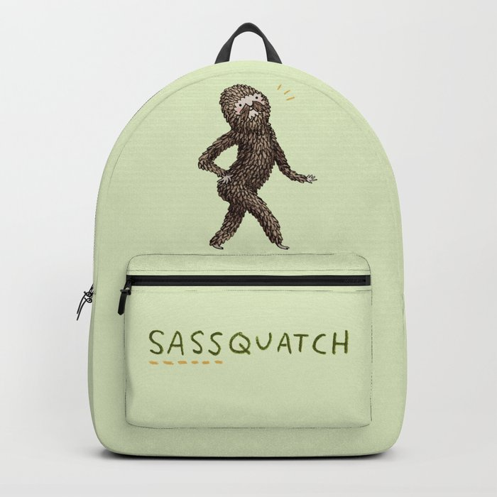 Sassquatch Backpack