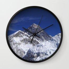 Mount Everest Wall Clock