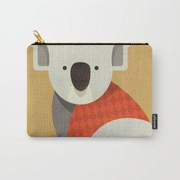 Hello Koala Carry-All Pouch
