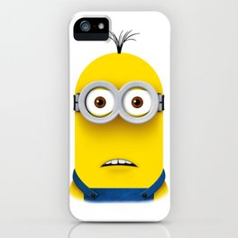 Minion KEVIN (Surprised) iPhone Case