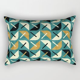 MCM Shroom Rectangular Pillow