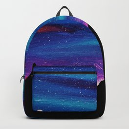 PYRAMIDS OF GIZA SPARKLY SILHOUETTE 2 Backpack