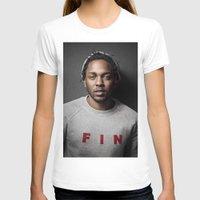kendrick lamar T-shirts featuring Kendrick Lamar by Colin Douglas Gray