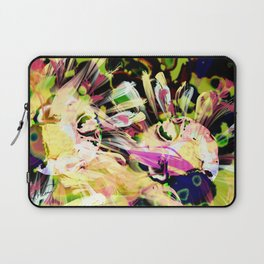 Fantasy Floral Laptop Sleeve