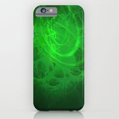 Void #4 Psychedelic Universe Vibrant Fractal Galaxy Pattern Slim Case iPhone 6s
