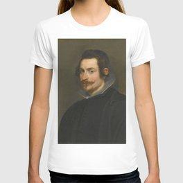 Vintage portrait of a Gentleman T-shirt