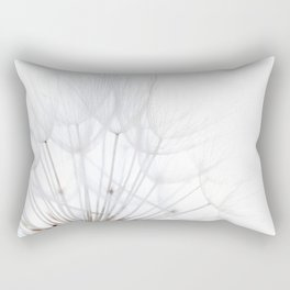 Dandelion * make a wish Rectangular Pillow