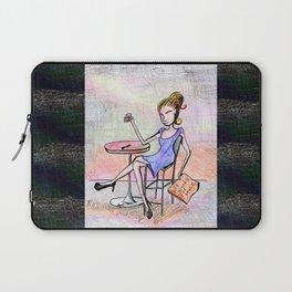 A Choosy Beggar Laptop Sleeve