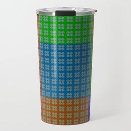 Endless pattern with change Travel Mug