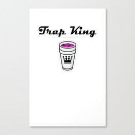 Trap King  Canvas Print