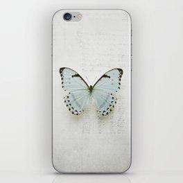 Morpho iPhone Skin