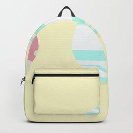 3 easter egg Backpack