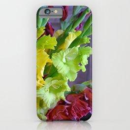 Gladiola beauty iPhone Case