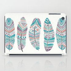 Feathers of Nature iPad Case