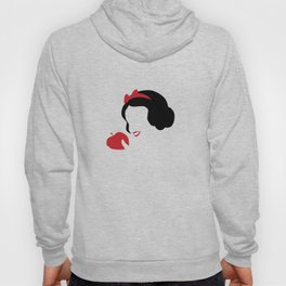 Snow white and  the poisoned apple Hoody