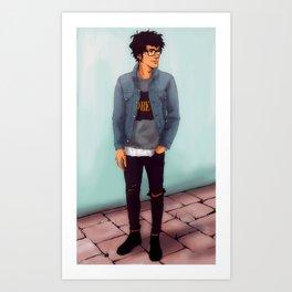 street cred Art Print