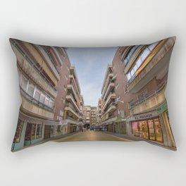 Spanish Plazza Rectangular Pillow