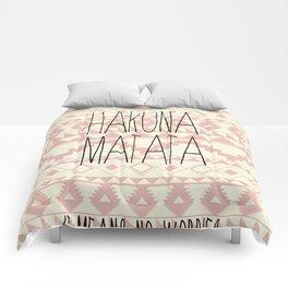 Hakuna Matata Comforters