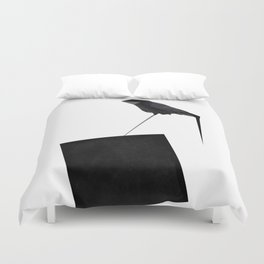 Logic Duvet Cover