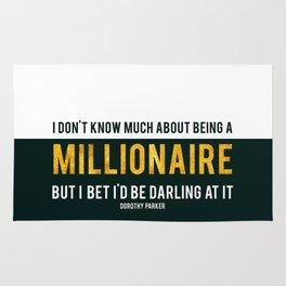Millionaire Ms Parker Rug