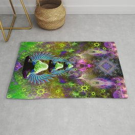 Featherweight Lucidity Rug