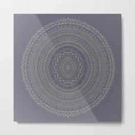 Circle 02 Metal Print