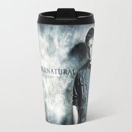 Supernatural - Sam & Dean Winchester Travel Mug