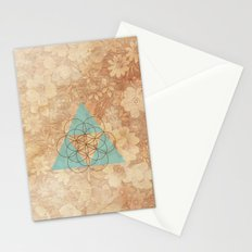 Geometrical 007 Stationery Cards