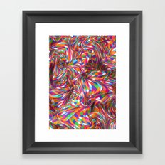 Smooth Sight Framed Art Print
