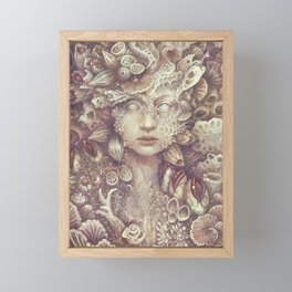 Echoes from the past Framed Mini Art Print
