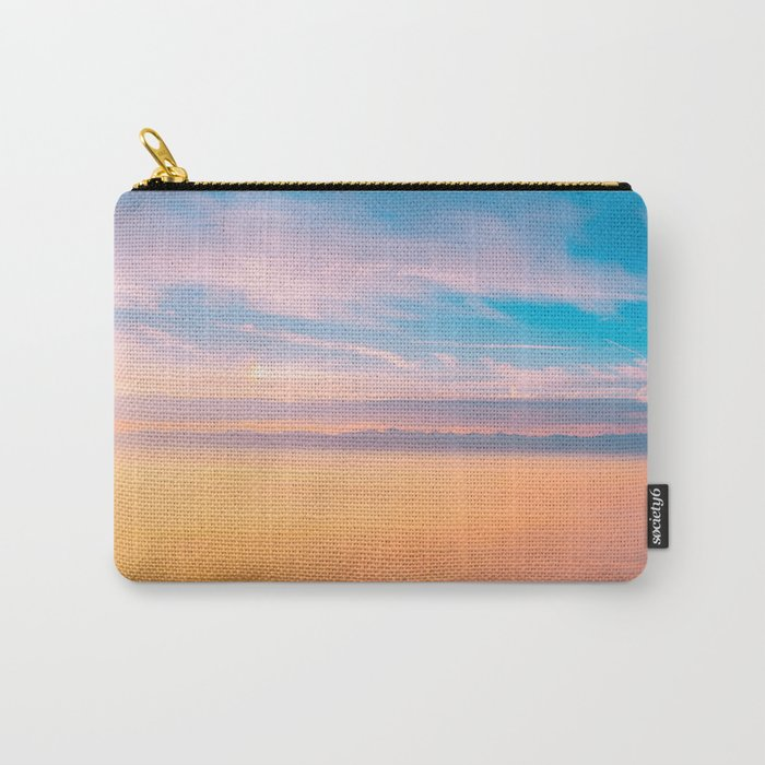 Romantic sky Carry-All Pouch