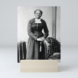 Harriet Tubman Portrait - Circa 1873 Mini Art Print